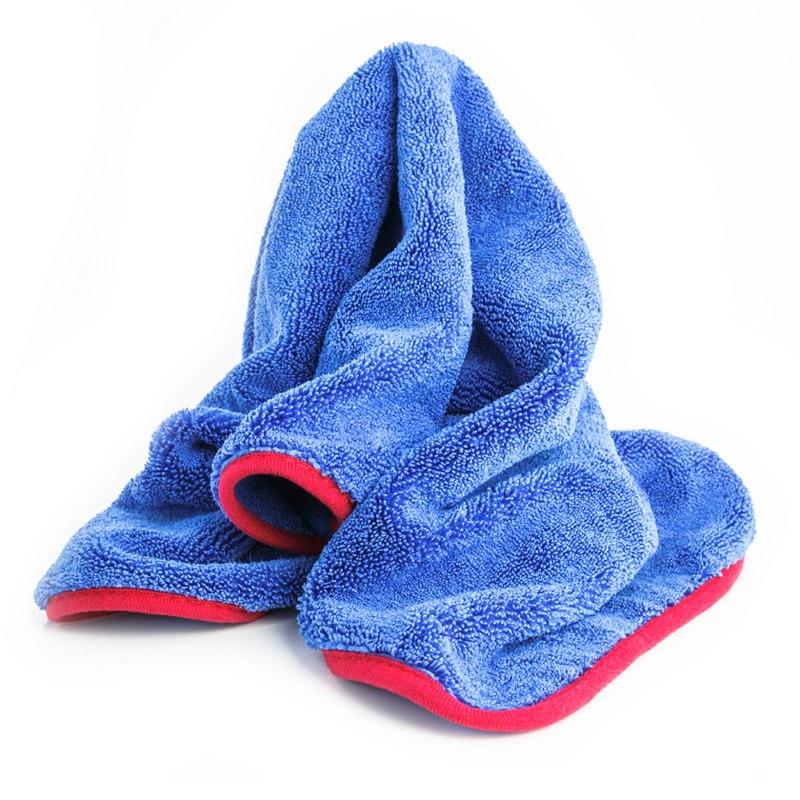 RR CUSTOMS Ręcznik FLUFFY 40x60cm (Ręcznik do osuszania) - GRUBYGARAGE - Sklep Tuningowy